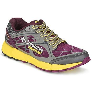 kengät Naiset Juoksukengät / Trail-kengät Columbia CALDORADO™ II Raspberry
