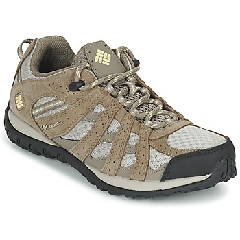 kengät Naiset Vaelluskengät Columbia REDMOND™ Grey