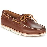 kengät Miehet Purjehduskengät Timberland TIDELANDS 2 EYE Brown