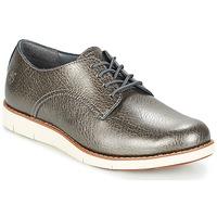 kengät Naiset Derby-kengät Timberland LAKEVILLE OX Silver