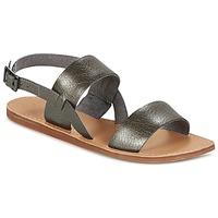 kengät Naiset Sandaalit ja avokkaat Timberland CAROLISTA SLINGBACK Grey