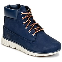 kengät Lapset Bootsit Timberland KILLINGTON 6 IN Blue