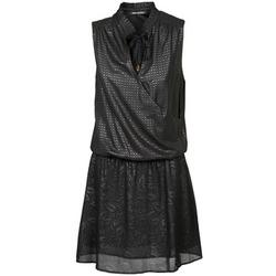 vaatteet Naiset Lyhyt mekko Fornarina ELODIE Black