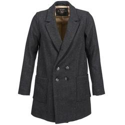 vaatteet Naiset Paksu takki Teddy Smith MELINA Grey