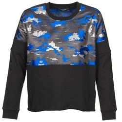 vaatteet Naiset Svetari Eleven Paris FORTEX Black / Blue