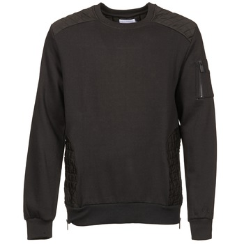 vaatteet Miehet Svetari Eleven Paris KOUK Black