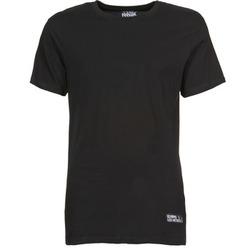 vaatteet Miehet Lyhythihainen t-paita Eleven Paris HALIF Black