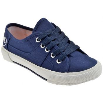 kengät Lapset Matalavartiset tennarit Lumberjack  Sininen