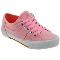 kengät Tytöt Matalavartiset tennarit Lumberjack  Vaaleanpunainen