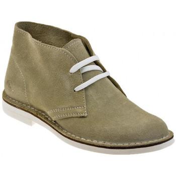 kengät Naiset Bootsit Lumberjack  Beige