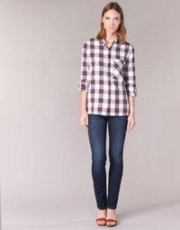 vaatteet Naiset Suorat farkut Pepe jeans VENUS Blue