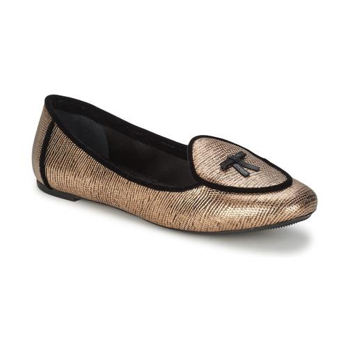 kengät Naiset Balleriinat Etro 3078 Kulta