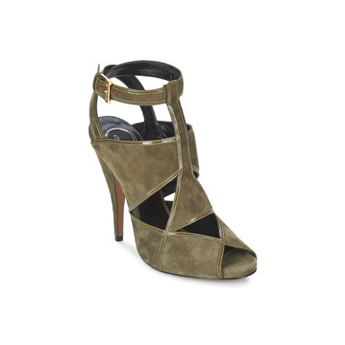 kengät Naiset Sandaalit ja avokkaat Etro 3025 Kaki