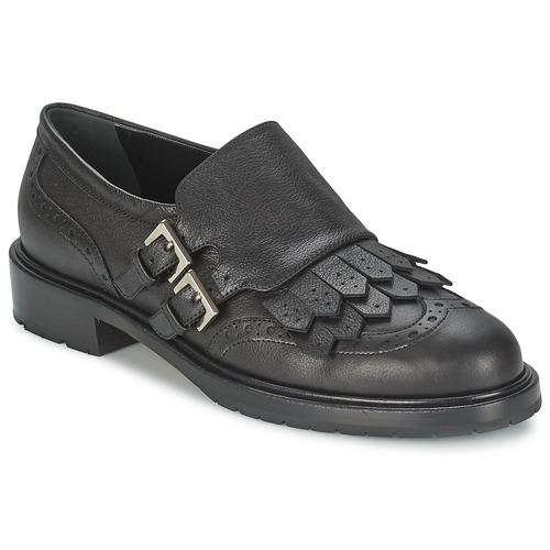 kengät Naiset Derby-kengät Etro 3096 Black