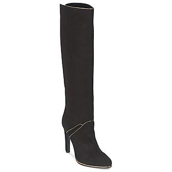 kengät Naiset Saappaat Etro 3119 Black / Dore