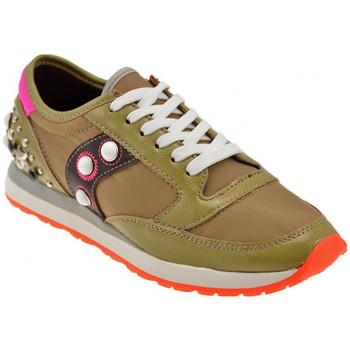 kengät Naiset Matalavartiset tennarit Lumberjack  Beige