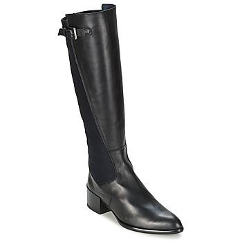 kengät Naiset Saappaat Stephane Gontard GIOVANI Black