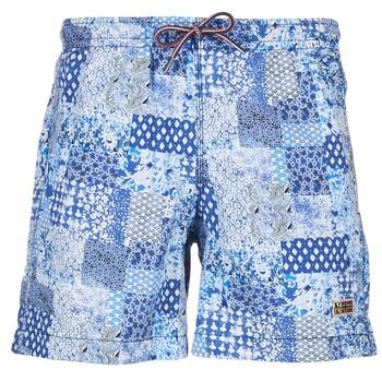 vaatteet Miehet Uima-asut / Uimashortsit Napapijri VAIL Blue