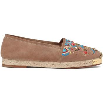 kengät Naiset Espadrillot Giuseppe Zanotti E66084002 Marrone chiaro