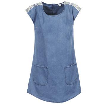 vaatteet Naiset Lyhyt mekko Roxy AFTERSURFING Blue