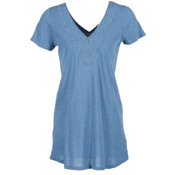 vaatteet Naiset Lyhyt mekko Roxy DUSTIN Blue