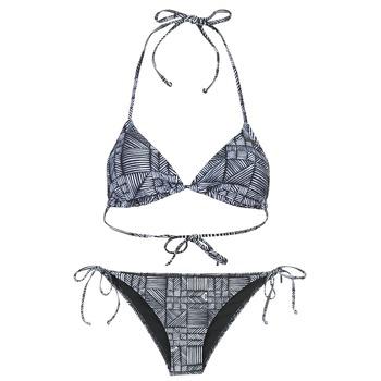 vaatteet Naiset kaksiosainen uimapuku Roxy DOLTY Black / White