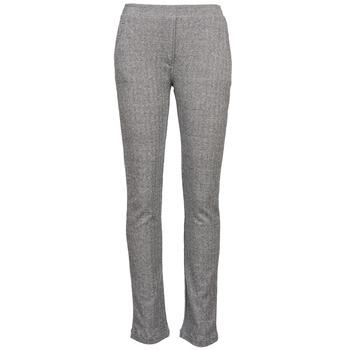 vaatteet Naiset Väljät housut / Haaremihousut Majestic 2908 Grey