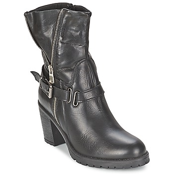 kengät Naiset Nilkkurit Casual Attitude FANYE Black