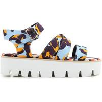 kengät Naiset Sandaalit ja avokkaat Msgm 2042MDS62 014 multicolore