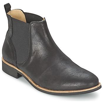 kengät Naiset Bootsit Petite Mendigote LONDRES Black