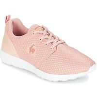 kengät Naiset Matalavartiset tennarit Le Coq Sportif DYNACOMF W FEMININE MESH Pink