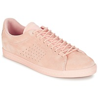 kengät Naiset Matalavartiset tennarit Le Coq Sportif CHARLINE NUBUCK Pink
