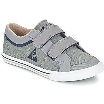 kengät Pojat Matalavartiset tennarit Le Coq Sportif SAINT GAETAN PS CRAFT 2 TONES Grey