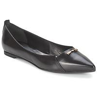 kengät Naiset Balleriinat McQ Alexander McQueen 375371 Black