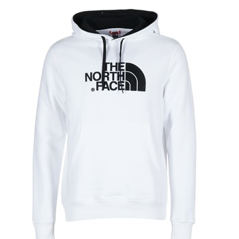 vaatteet Miehet Svetari The North Face DREW PEAK PULLOVER HOODIE White