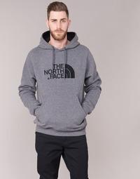 vaatteet Miehet Svetari The North Face DREW PEAK PULLOVER HOODIE Grey