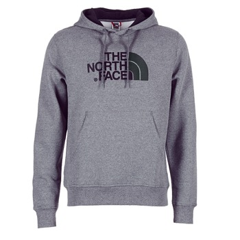 vaatteet Miehet Svetari The North Face DREW PEAK PULLOVER HOODIE Grey