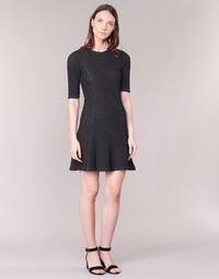 vaatteet Naiset Lyhyt mekko Loreak Mendian ZENIT Black