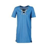vaatteet Naiset Lyhyt mekko Loreak Mendian TXANGAI Blue