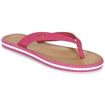 kengät Naiset Varvassandaalit Ralph Lauren RYANNE SANDALS CASUAL Pink