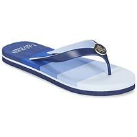 kengät Naiset Varvassandaalit Ralph Lauren ELISSA III SANDALS CASUAL Blue
