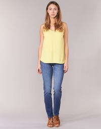 vaatteet Naiset Slim-farkut Lee ELLY Blue