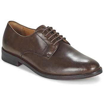kengät Miehet Derby-kengät Ralph Lauren MOLLINGTON Brown