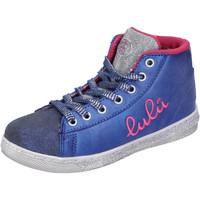 kengät Tytöt Korkeavartiset tennarit Lulu AH227 Sininen
