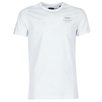 vaatteet Miehet Lyhythihainen t-paita Hackett VEZINO White