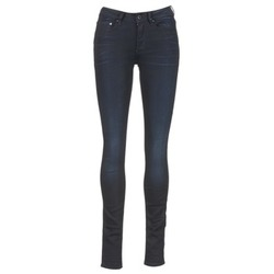 vaatteet Naiset Skinny-farkut G-Star Raw 3301 HIGH SKINNY Blue