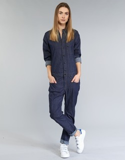 vaatteet Naiset Jumpsuits / Haalarit G-Star Raw STALT 3D Blue