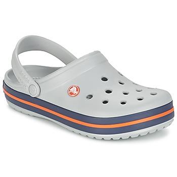 kengät Puukengät Crocs CROCBAND Harmaa