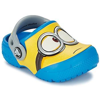 kengät Lapset Puukengät Crocs Crocs Funlab Despicalbe me 3 Blue