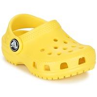 kengät Lapset Puukengät Crocs Classic Clog Kids Yellow